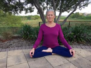 mangala-meditating